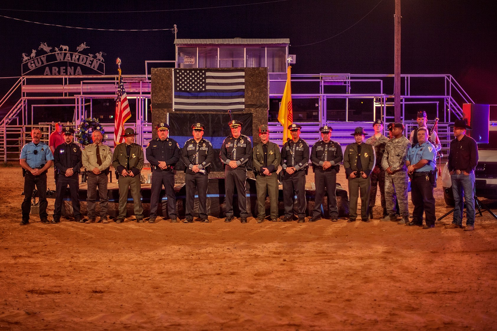 Otero County Law Enforcement Appreciation Committee