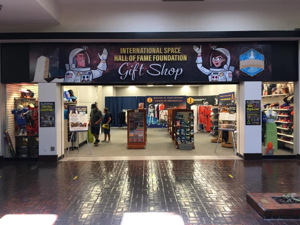 International Space Hall of Fame Foundation Gift Shop